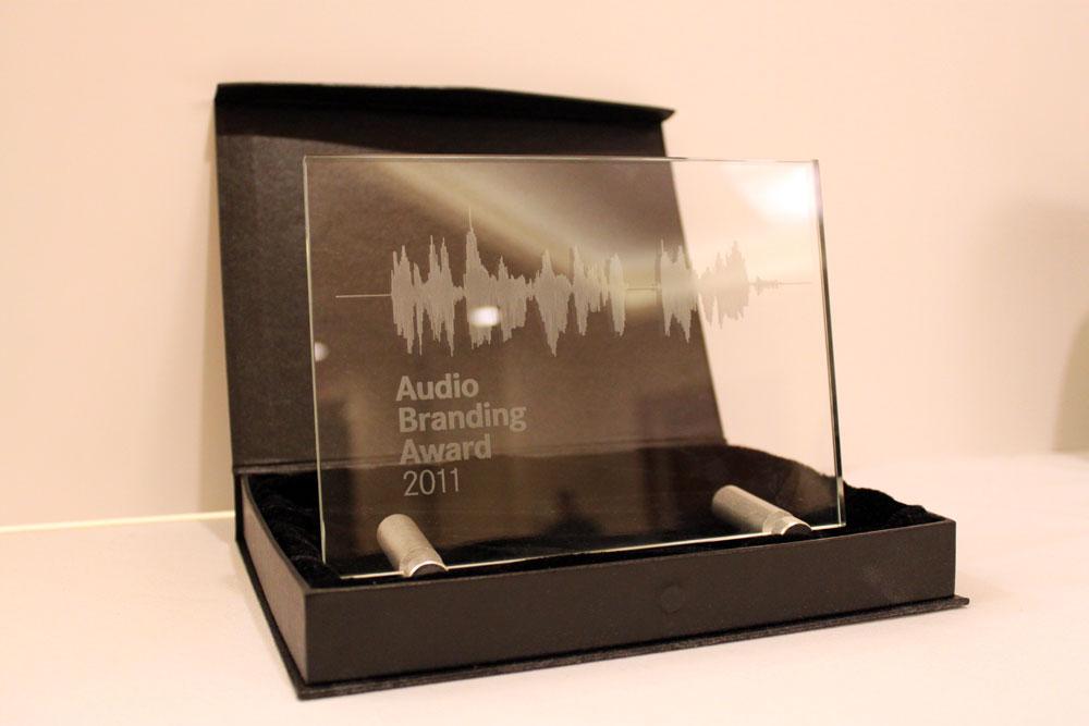 Audio Branding Award 2011