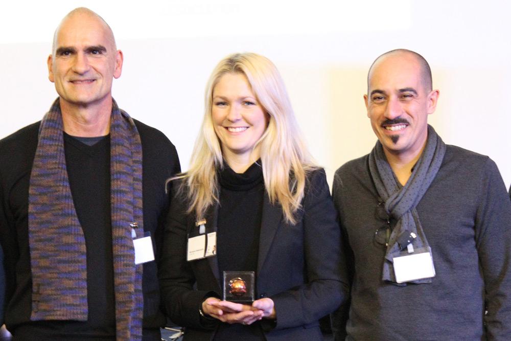 Bronze Award Winner 2012