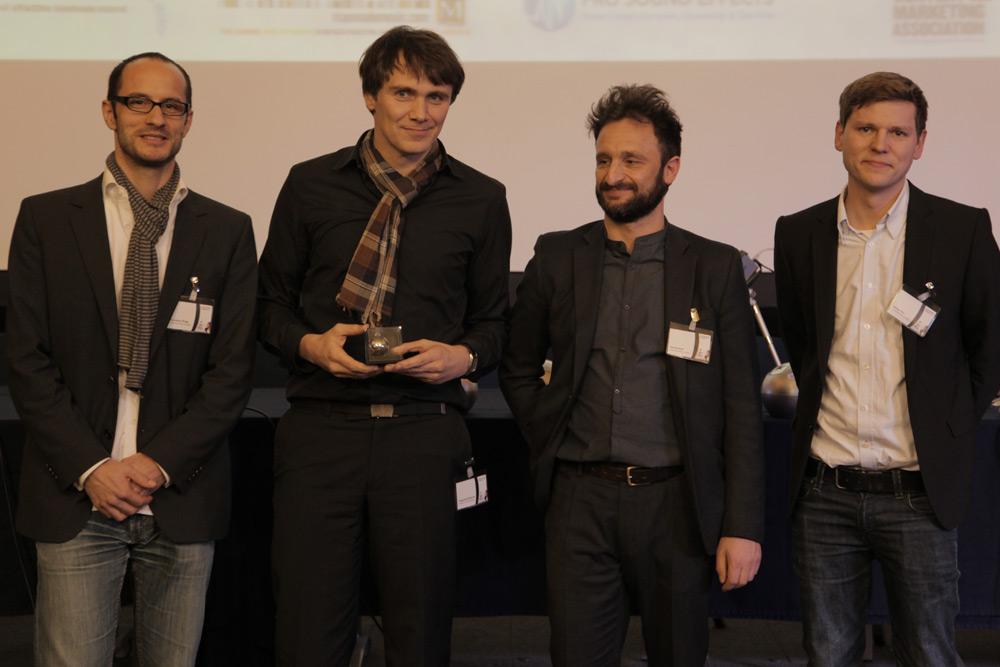 Silver Award Winner 2012