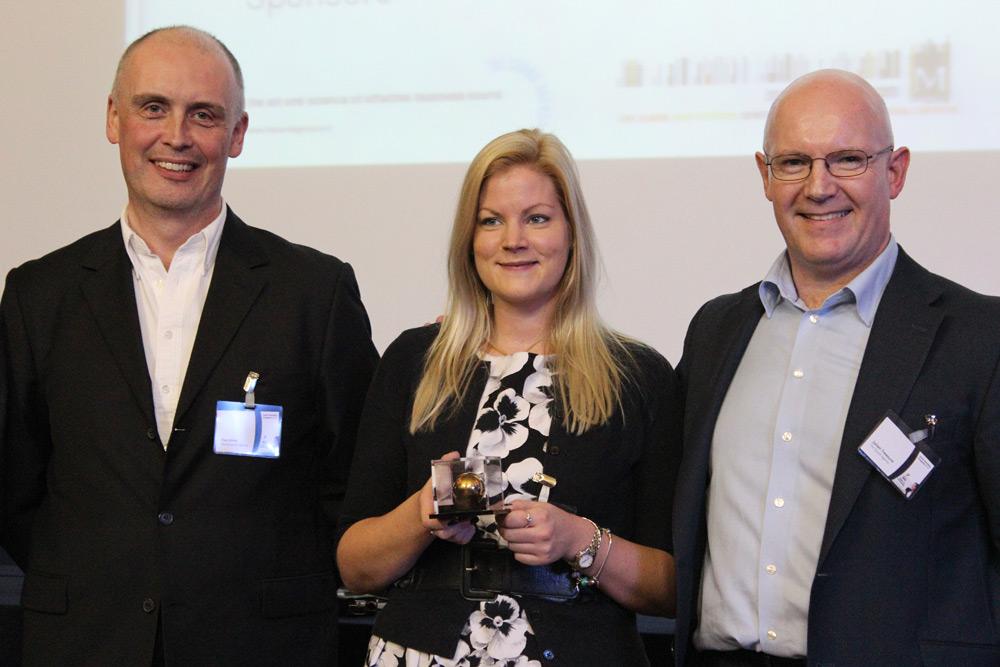 Golden Award Winner 2012