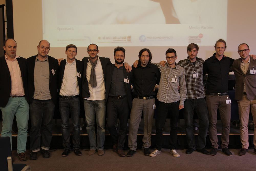 Award Winners 2012