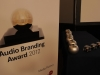 Audio Branding Award 2012