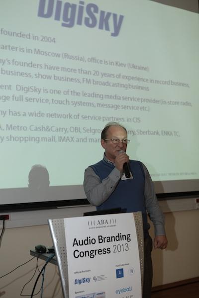Audio Branding Congress 2013